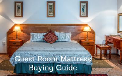 Best Mattress for Guest Room: Choosing a Guest Room Mattress