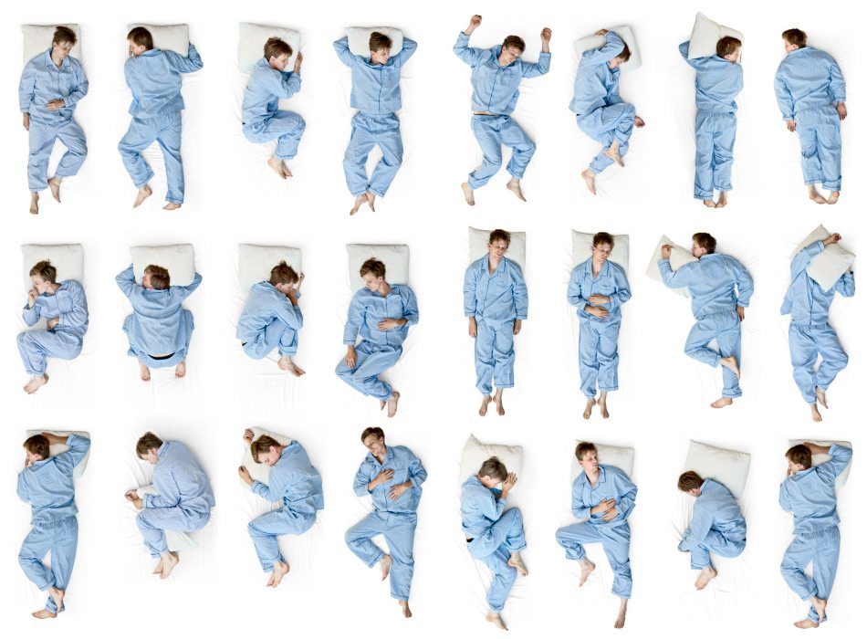 Sleeping Positions Guide: What is the Best Sleeping Position?