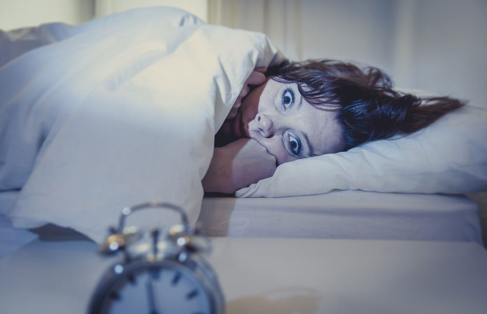 Why You're Having Trouble Staying Asleep