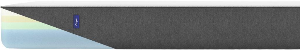 casper mattress composition