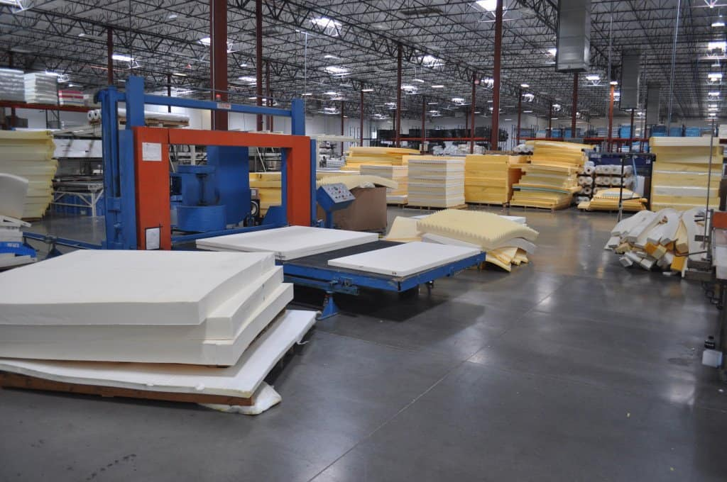Foam Mattress Makers Cleared After Cancer Chemical Scare