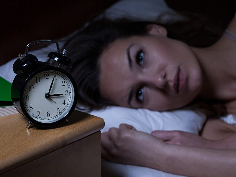 Study Finds Workers Lose 9.5 Hours of Sleep Each Week Worrying About Their Job