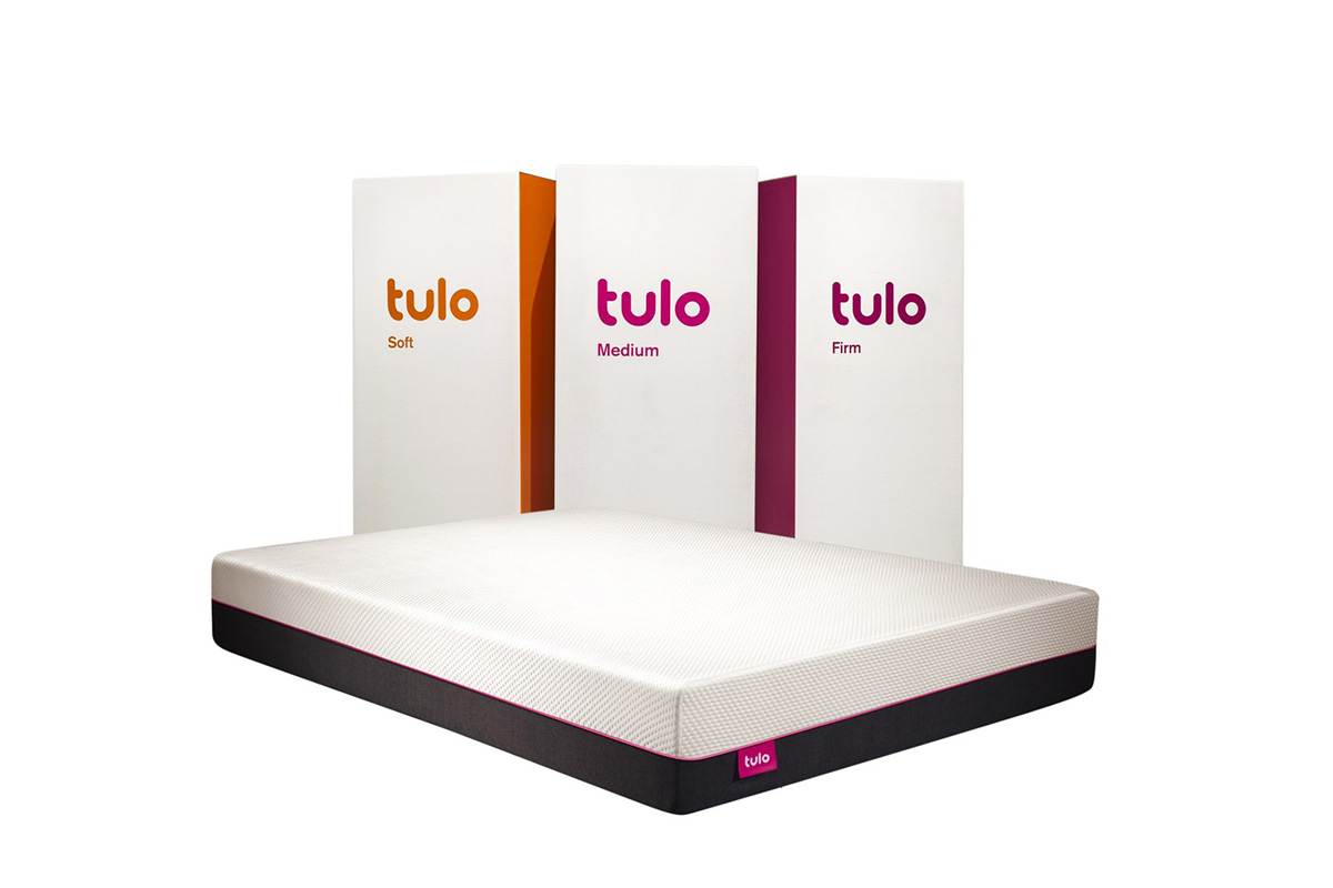 Mattress Firm Enters Online Bed-in-Box Market with New 'Tulo' Mattresses