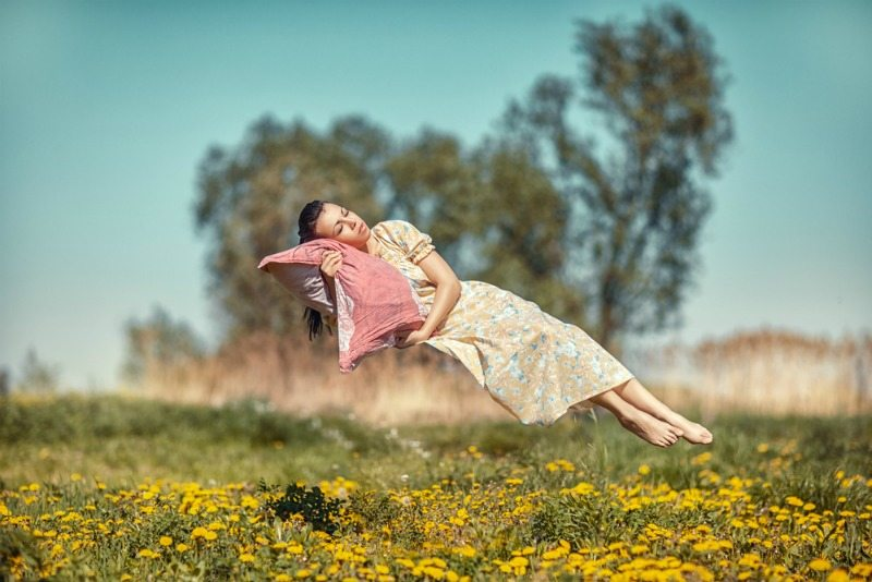 New Study Suggests Dreaming Can Prevent Stress and PTSD