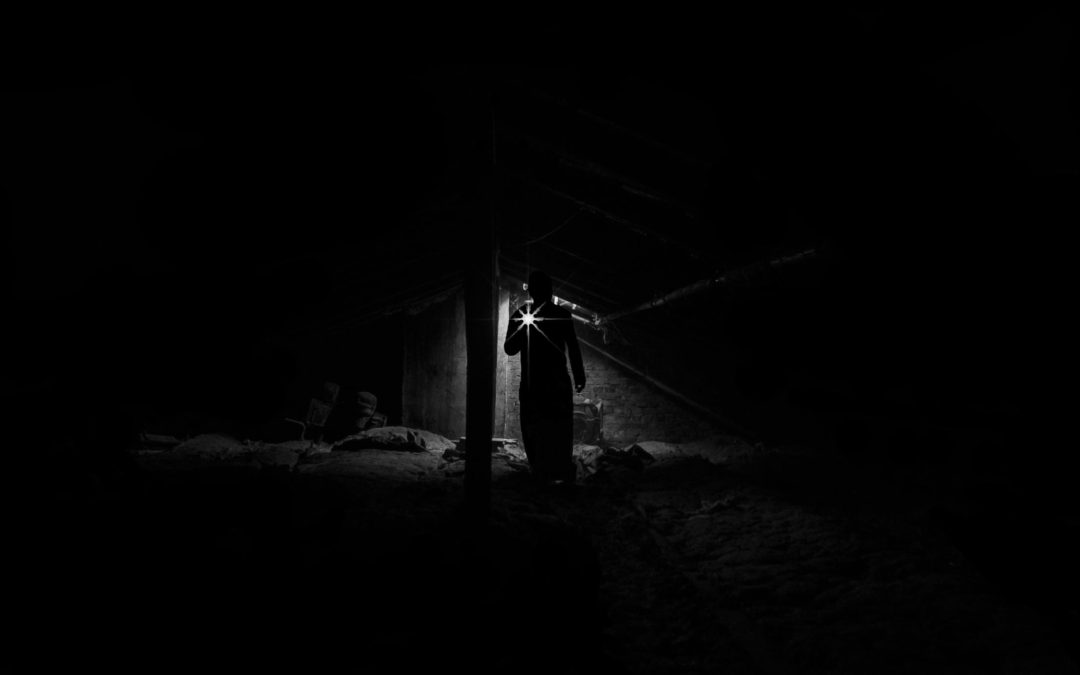 Sleep Hallucinations Seeing Shadows In The Darkness