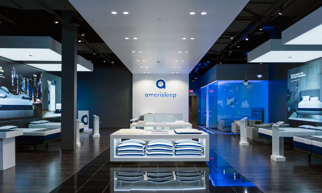 Amerisleep Opens Three Brick And Mortar Retail Mattress Stores