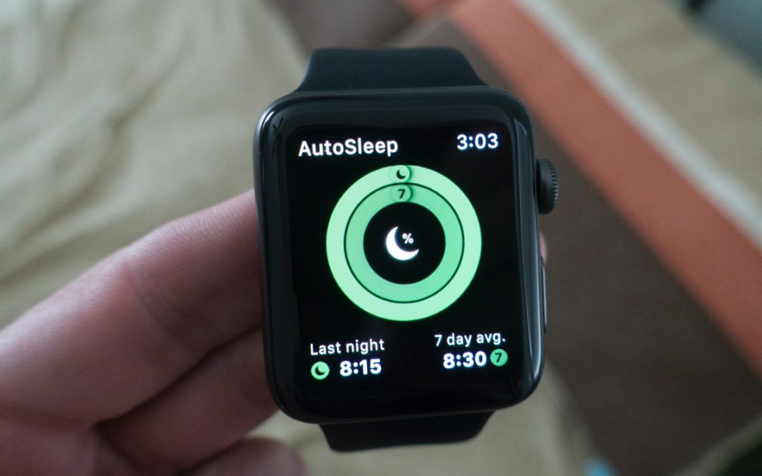 'AutoSleep' Releases Standalone Apple Watch Sleep Tracker