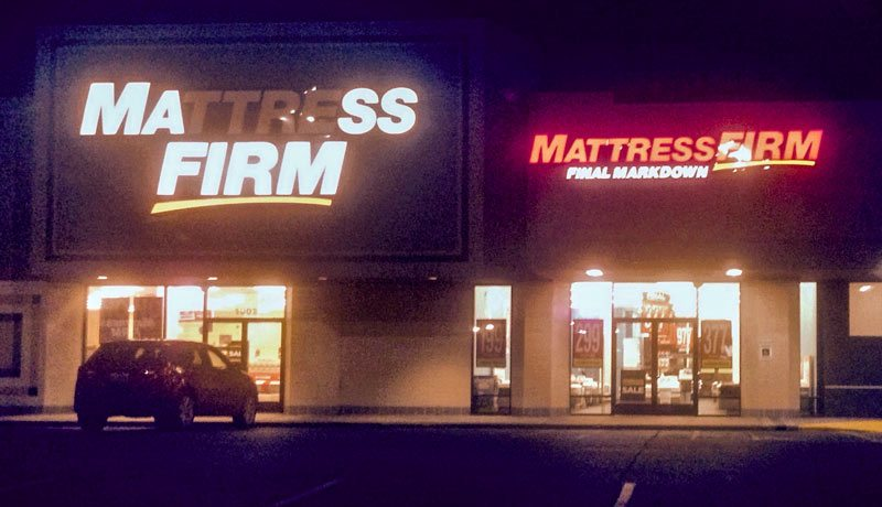 Mattress Firm Announces It Will Close 200 Stores
