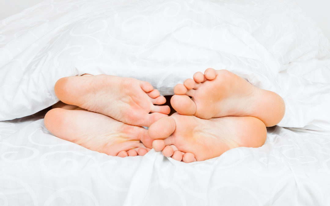 Research Proves Sex Before Bed Leads to Better Sleep