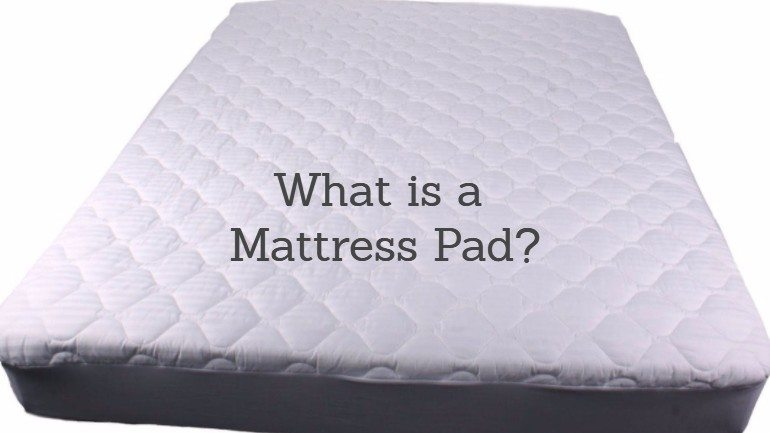 what is a mattress pad