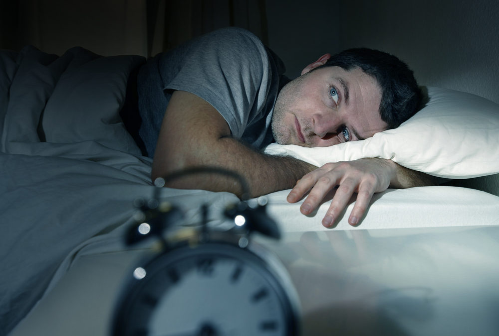 Most People Don't Have Sleep Among Their New Year's Resolutions