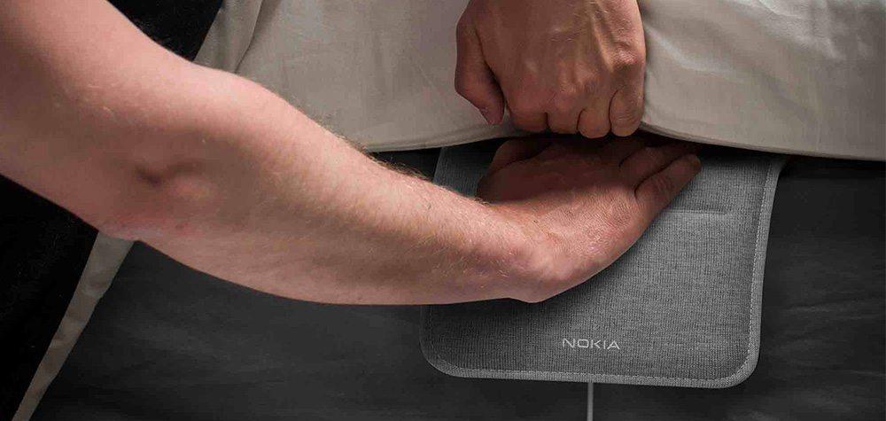 Nokia Unveils New Smart Home Sleep Monitor System