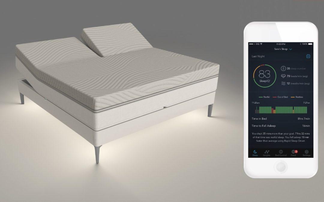 Sleep Number Unveils the Sleep Number 360 Smart Mattress