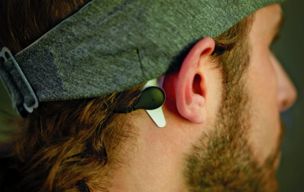 Philips Smart Sleep Headband Helps You Reach Deep Sleep with Sound Waves