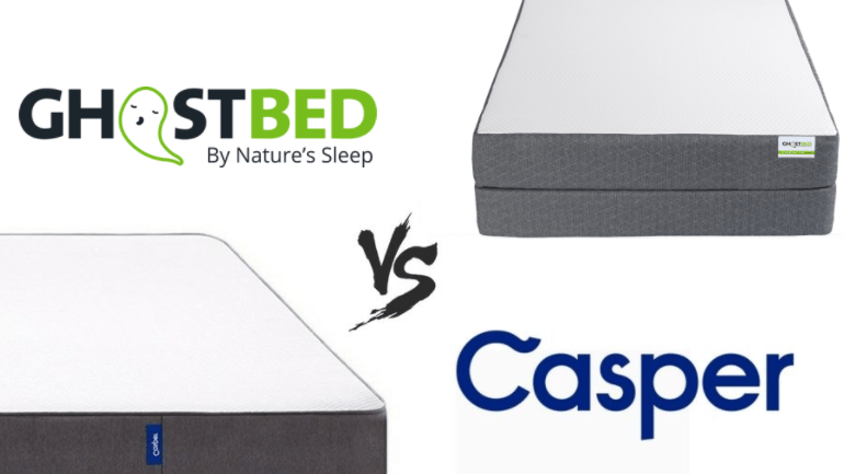 Casper Vs Ghostbed Mattress Comparison 2018 Detailed Review