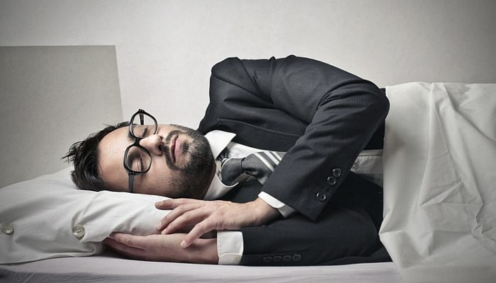 Senior Executives Get More Sleep Than Low-Level Workers