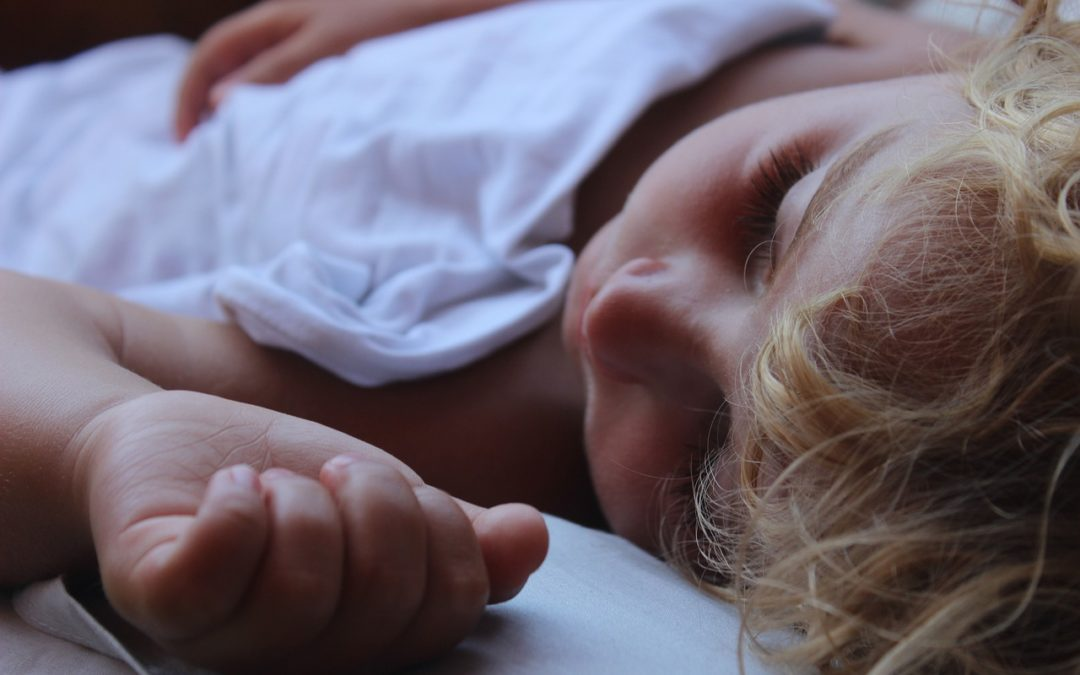 Study Finds Bad Sleep Habits Begin in Childhood