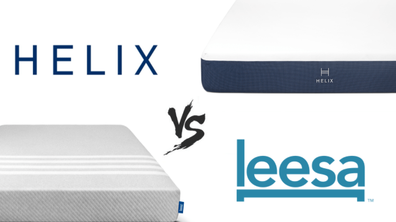 leesa vs helix