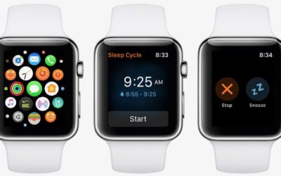 Sleep Cycle Releases Apple Watch App with Silent Alarm and Snore Prevention