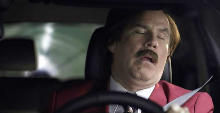 Poor Sleep Found to Increase Risk of Auto Accidents