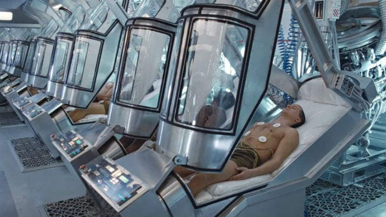 Astronauts May Sleep for Weeks at a Time in NASA's New Cryosleep Chambers