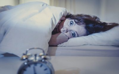 Staying Up All Night Can Alter Your Blood Chemistry