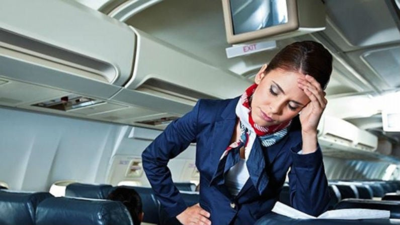 Disrupted Sleep May Cause Flight Attendants' High Cancer Rates