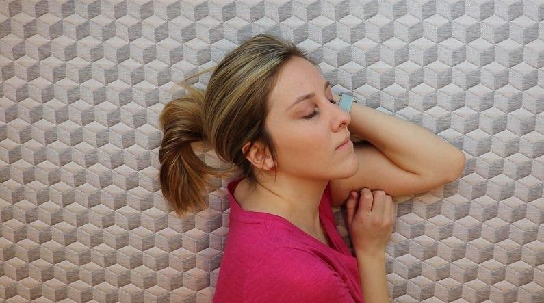 layla mattress comfort