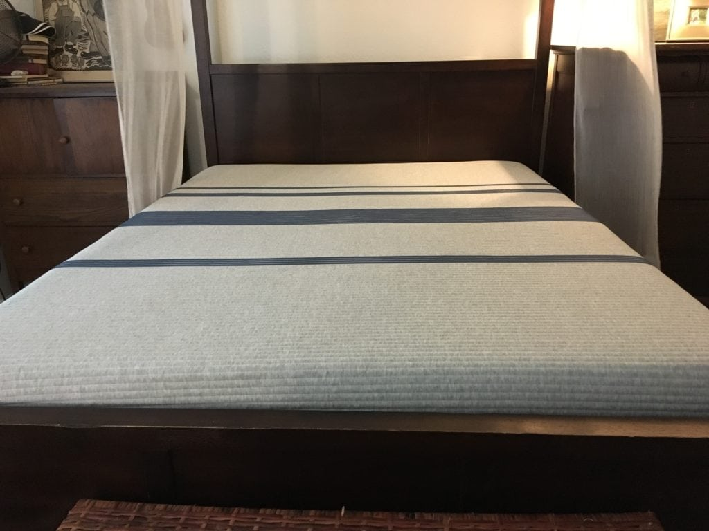 serta icomfort 100 mattress review