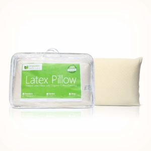 OrganicTextiles latex pillow