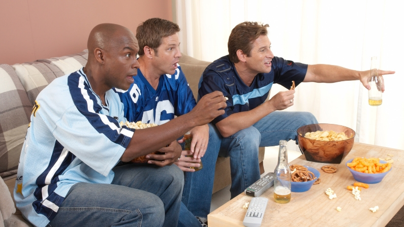 Super Bowl Survey: 34% Fall Asleep Watching the Big Game; Millions Will Skip Work