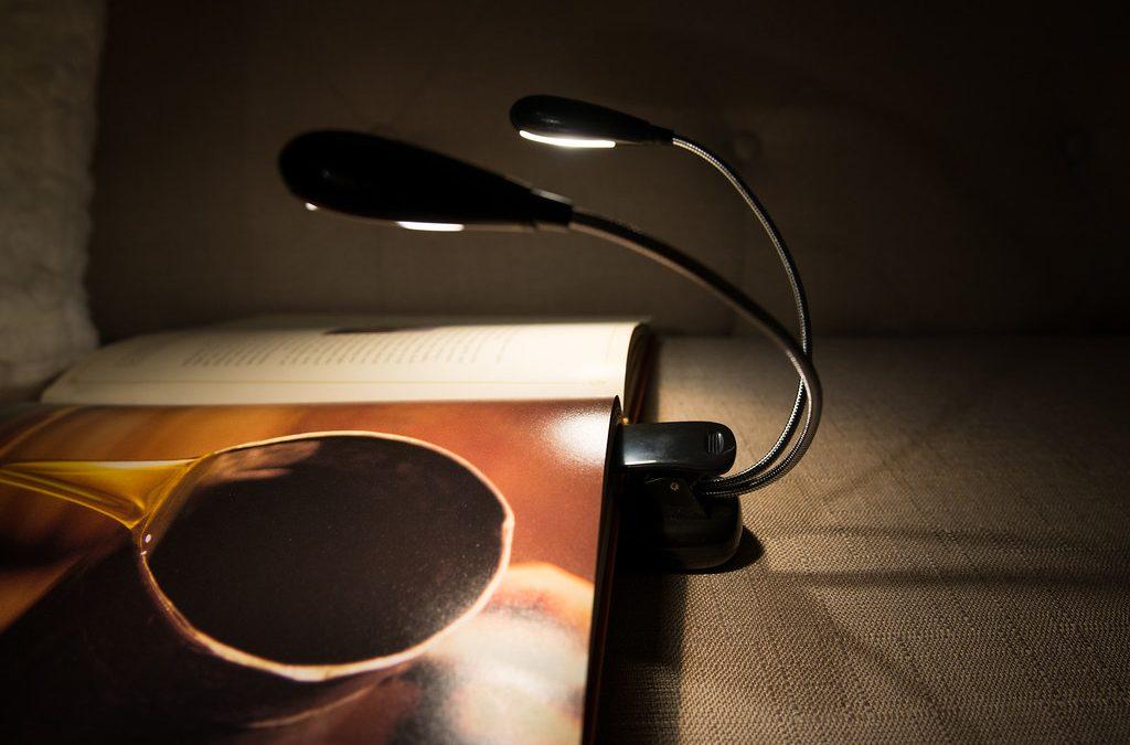 Best bed light for reading